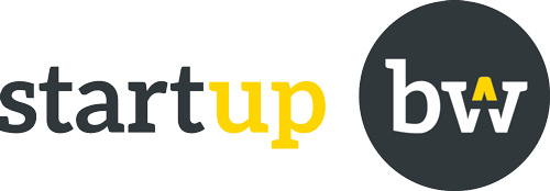 Start-Up BW Logo